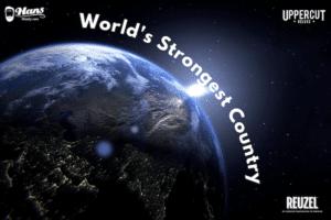 המדינות הכי חזקות בעולם